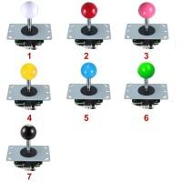 Zero Delay Arcade Game Controller USB Joystick Set untuk MAME