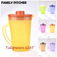 Teko Air / Tempat Minum Besar / Wadah Air / Family Pitcher Tulipware