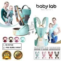 Tokojustin Gendongan Hipseat Bayi Babylab