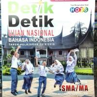 DETIK DETIK UN SMA BAHASA INDONESIA 2019 INTAN PARIWARA