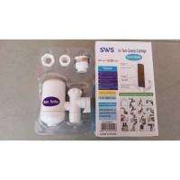 Keran Air Filter(Penyaring Air) Merk SWS Hi-Tech Ceramic Cartridge