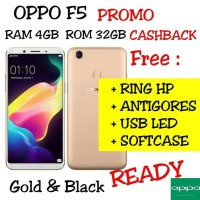 Oppo F5 Ram 4 Global Version NEW