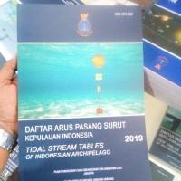 Buku pasut 2019 - Buku Arus pasut 2019 dan Buku Almanak Nautika 2019