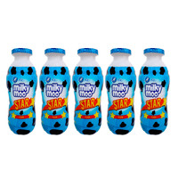 Milky Moo Star Plain 125 mL / ISI 5 Botol - FS