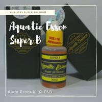 Aquatic Essen Super B Premium | Segala Umpan/Cuaca | Raja Essen
