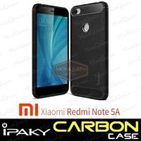 Xiaomi Redmi Note 5A iPAKY CARBON Case / Sarung Hp / Case Handphone