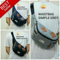 waistbag original / tas pinggang pria high quality