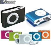Dijual Mp3 Player Jepit Merk / Music Player Micro Sd Bermutu