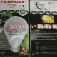 Kawachi Lampu Led 6 Watt Hemat Listrik/ Kawachi 6W