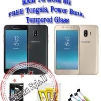 SAMSUNG GALAXY J2 CORE ORI RAM 1 ROM 8 FREE TONGSIS PWR BANK TEMPERED