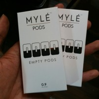 MYLE EMPTY POD ISI 4 AUTHENTIC