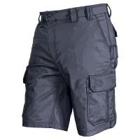 DLTH-12 Cargo Short Pant NAVY BIGSIZE - Celana Pendek Kargo JUMBO SIZE
