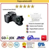 Rajawali Lenshood EW-63C - For Canon EF-S 18-55 IS STM