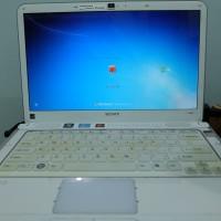 Harga laptop vaio vpcca35fg white intel core i5 radeon hd 6630m ram 4 | antitipu.com