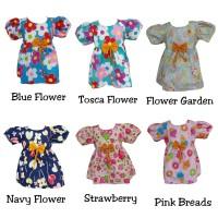 Dress Anak Katun Catra Size 1-3   Dresa Anak Murah