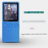 Original MP3 Player Ruizu X08 HiFi DAP 8GB FM Radio Voice Recorder
