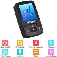 Original MP3 Player Ruizu X50 Bluetooth Sport HIFI DAP 8GB FM Radio