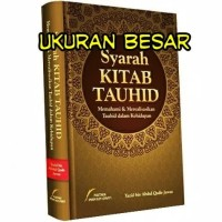 Harga syarah kitab tauhid buku aqidah akidah   antitipu.com