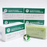 SOMEBYMI - AHA-BHA-PHA 30 Days Miracle Cleansing BAR 106g - Some By Mi