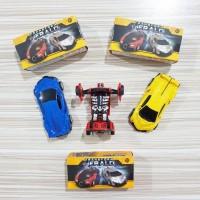 Transformer Car Autobot / Mobil Jadi Robot mainan anak transform toys