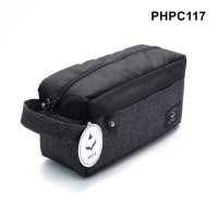 pouch bag - travel bag hand bag clutch dopp kit tas tangan - PHPC117