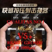 L1 R1 Sharp shooter PUBG Mobile joystick /Rule Of Survival/Free Fire