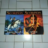 Komik Scorpion penerbit Indira Marini Desberg