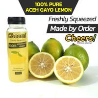 100% Sari Lemon Organic Cheers! [250mL]