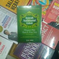 Harga syarah tsalatsatul ushul mengenal allah rasul muhammad bin shalih a   antitipu.com
