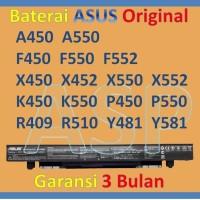 Baterai ORI Asus R409 R409C R409L R409V R510 R510C R510D A41-X550