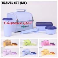 Set Bekal Tas Komplit / Wadah Kotak Tumbler / Travel Set MT Tulipware