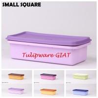 Small Square Tulipware
