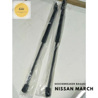 Shockbreaker Bagasi Nissan March IHMOA