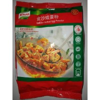 [270 Gr] KNORR Golden Salted Egg Powder Yolk