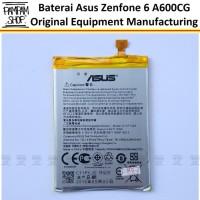 Harga baterai handphone asus zenfone 6 a600cg 6 inch original inci | Pembandingharga.com