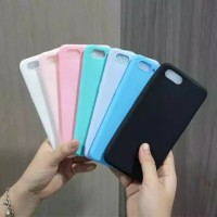 Case Candy Color for A3s Realme Y71 v11 6a j2 prime note 5