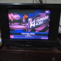 telivisi tv tabung sharp 21 inch