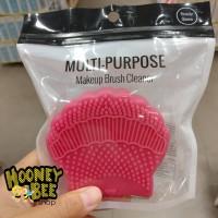 Original Miniso - Alat Makeup Brush Cleaner Alat Pembersih Kuas Makeup