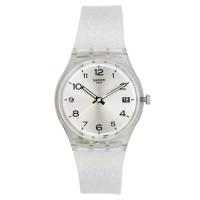 SWATCH GM416C - Jam Tangan Wanita - Putih Transparan