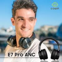 Cowin E-7 / E7 Pro Active Noise Cancelling Bluetooth Headphone - Black