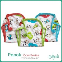 Harga baru 3 pcs popok kain bayi aruchi bahan lembut isi 3 pcs | antitipu.com