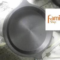 Harga siap kirim cetakan loyang martabak manis bangka terang bulan 18cm   Pembandingharga.com