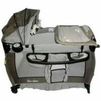 BOX BABY COCOLATTE CL 8435 + KASUR