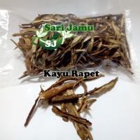 Harga jamu herbal tradisional kayu rapet 500 gr untuk | Pembandingharga.com