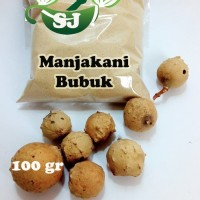 Harga jamu herbal tradisional manjakani bubuk 100 gr untuk | Pembandingharga.com