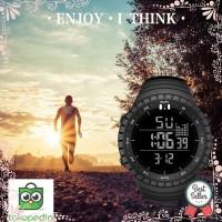Jam Tangan Pria Tahan Air 30 M Untuk Outdoor Diving G Shock Casio