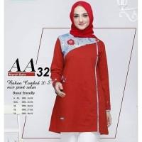 Alnita AA 32 Merah Bata