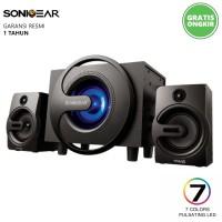 Speaker Sonicgear Titan 5 BTMI Sonic Gear Aktif Bluetooth USB Radio