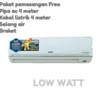 AC AKARI 1/2 PK 05 LOW WATT O55GLWI TERIMA DINGIN