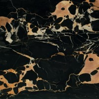 Nero Portoro Extra Marble Stone Slab Marmer Import